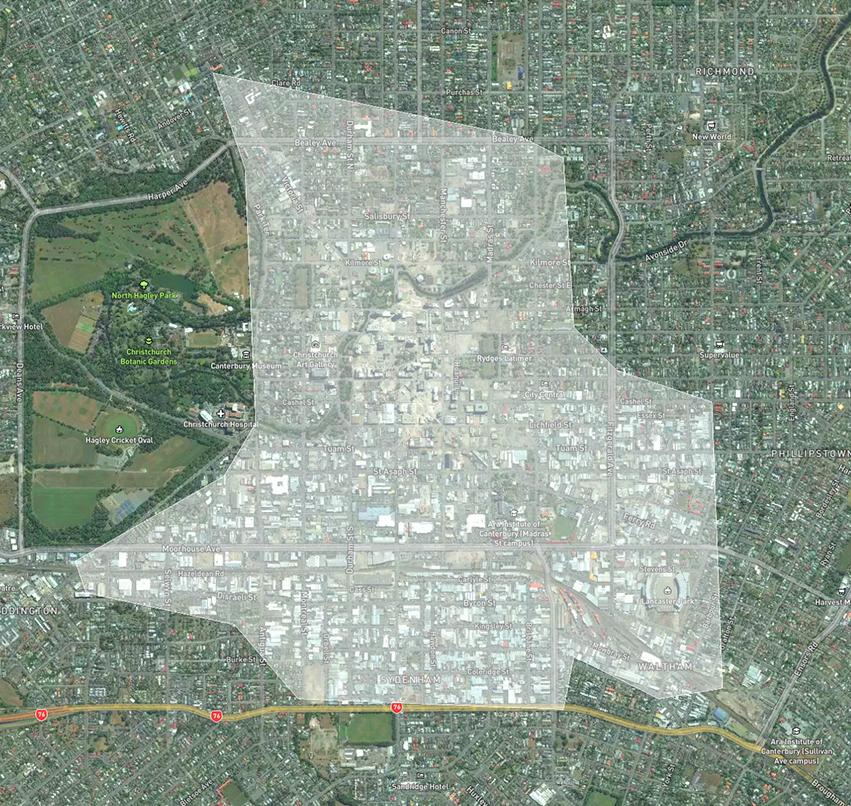 Christchurch Extent Map.jpg